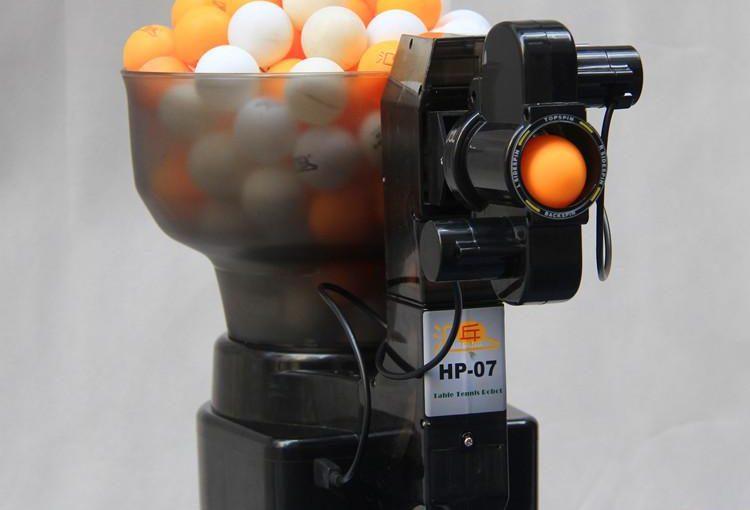 دستگاه ربات پینگ پنگ توپ انداز تنیس روی میز